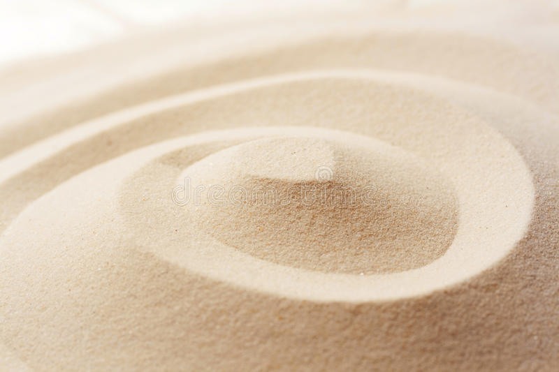 Sand. Texture as summer concept stock image