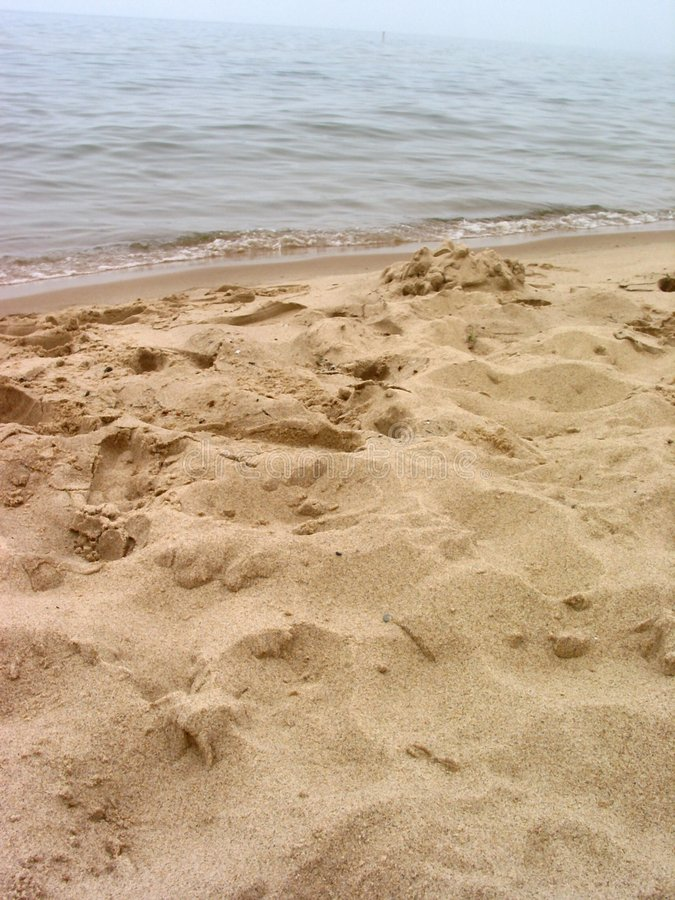 Download Sand stock photo. Image of hazy, michigan, haven, july, grand - 12112