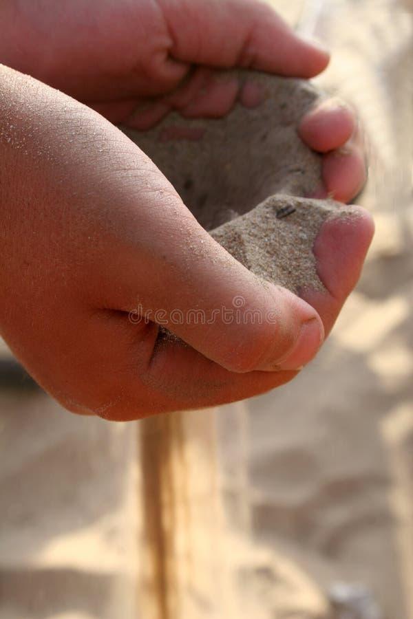 Sand stockbild