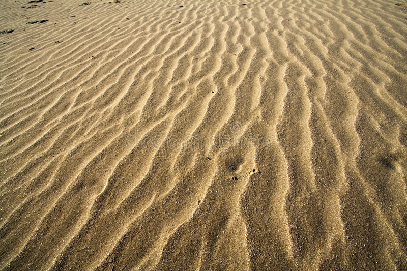 Download Sand stock photo. Image of undulated, ripple, imprint - 4381108