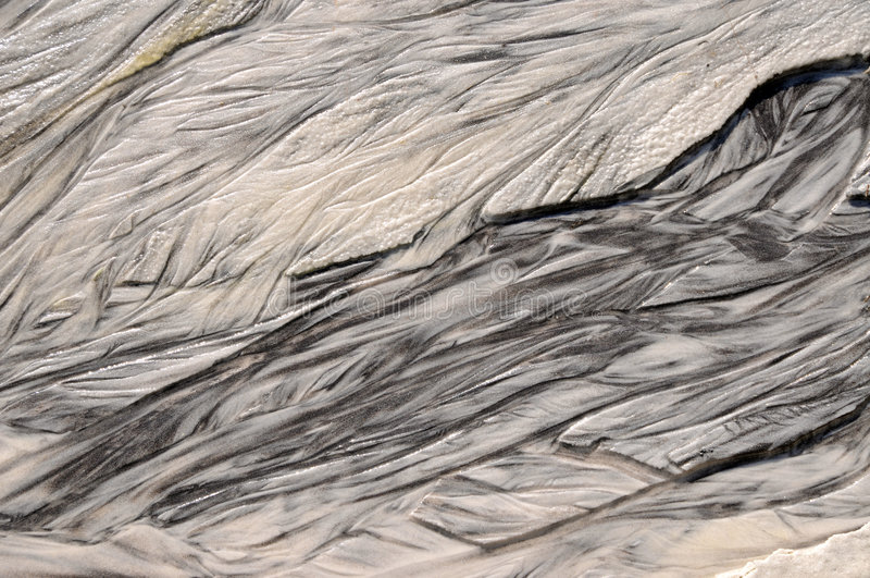 Sand Abstract royalty free stock photography