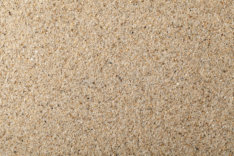 Sand Background. Sand texture for background. Close up, top view royalty free stock photos