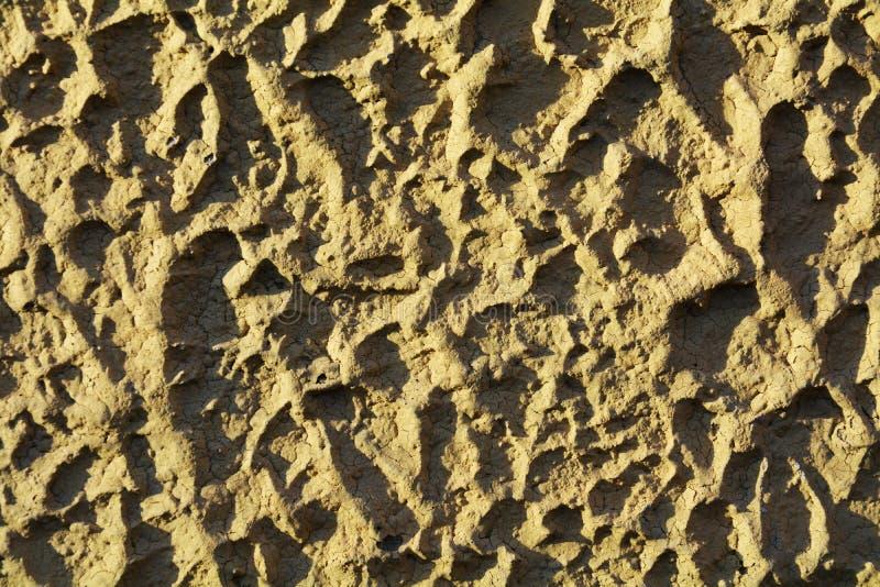 Sand bakgrund royaltyfria foton
