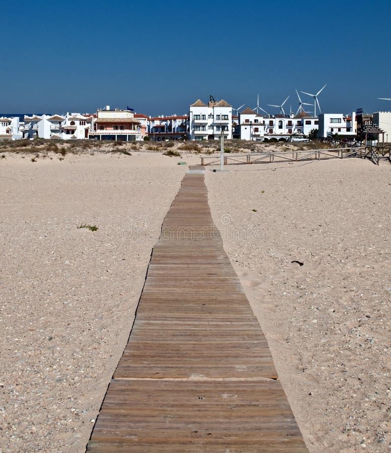Download Sand beach stock photo. Image of sunny, blue, sunshine - 21705926