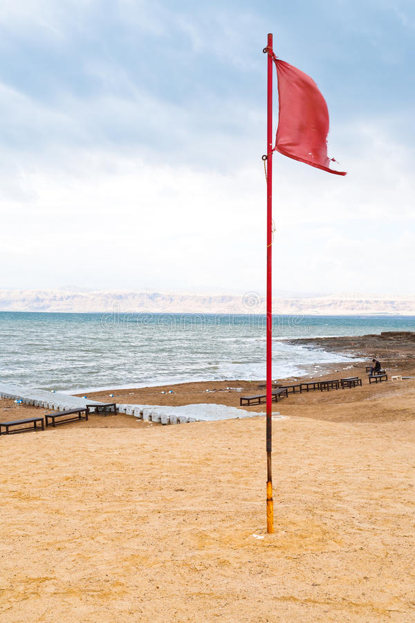 Download Sand Beach Of Dead Sea Coast Stock Image - Image of seacoast, summer: 23745669