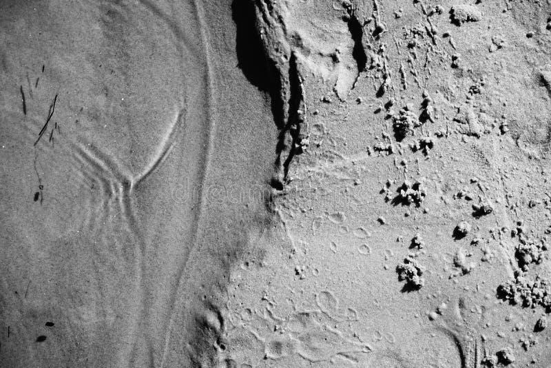 Sand & bevattna arkivfoton