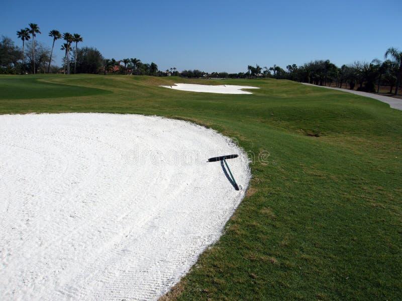 Sand Bunker 1