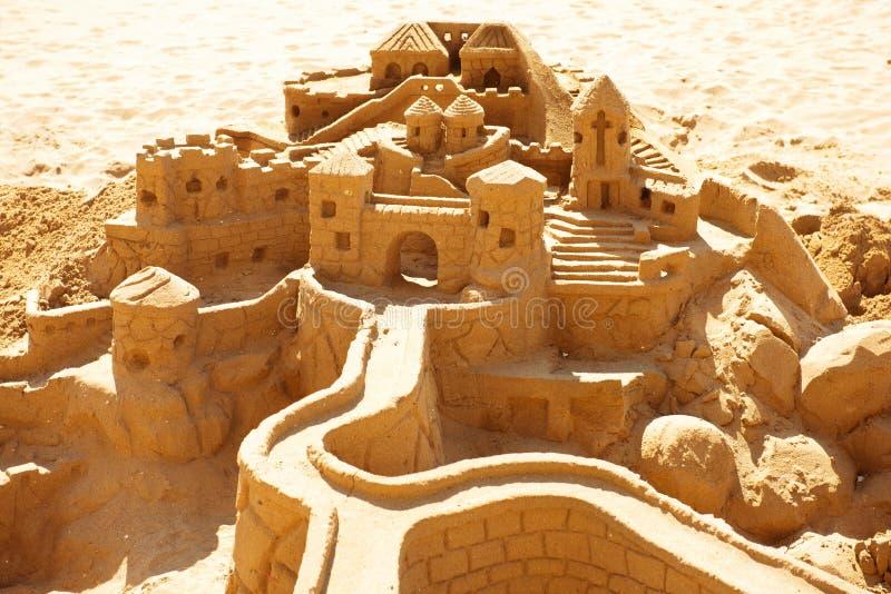 Download Sand Castle Stock Image - Image: 32101611