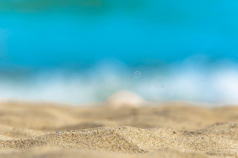 Sand closeup stock image