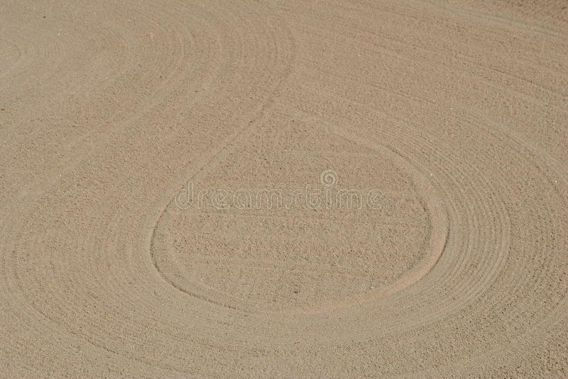 Sand design royalty free stock images