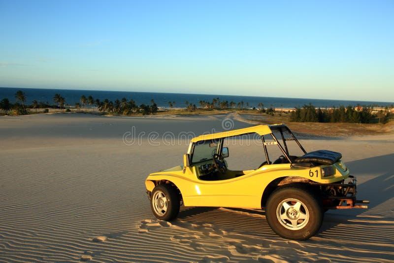 Download Sand dune of cumbuco stock photo. Image of holiday, brazilian - 3272410