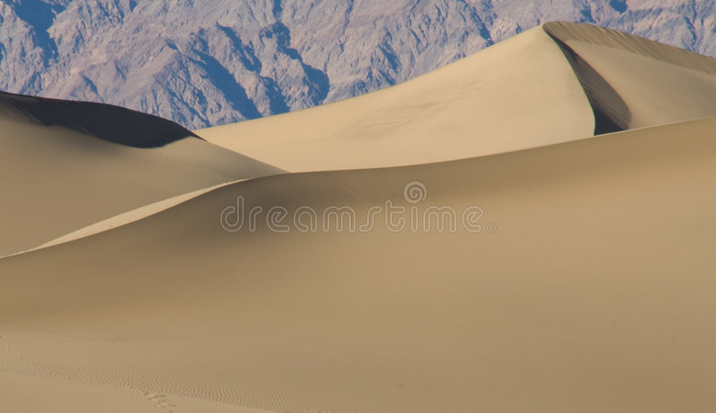 Download Sand dunes death valley stock image. Image of environment - 4556823
