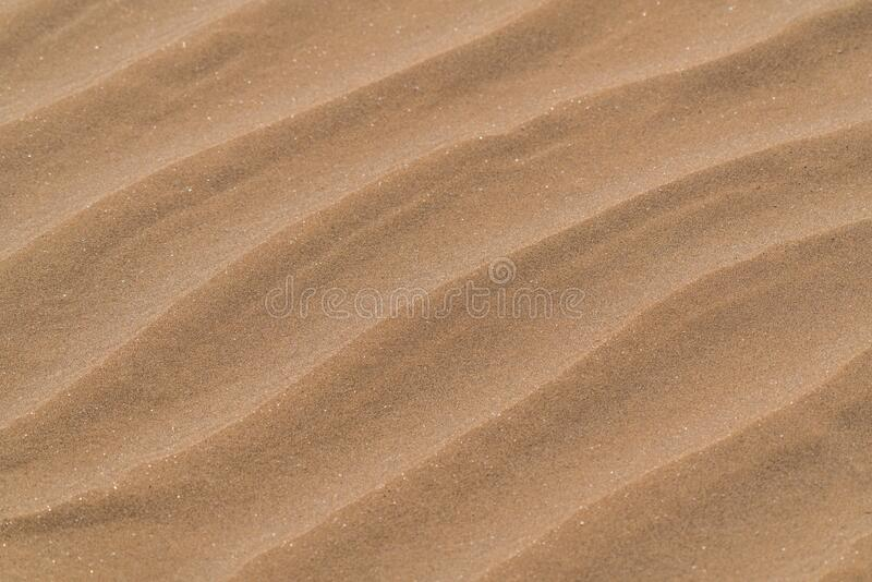 Sand dunes in the desert. Background royalty free stock photos