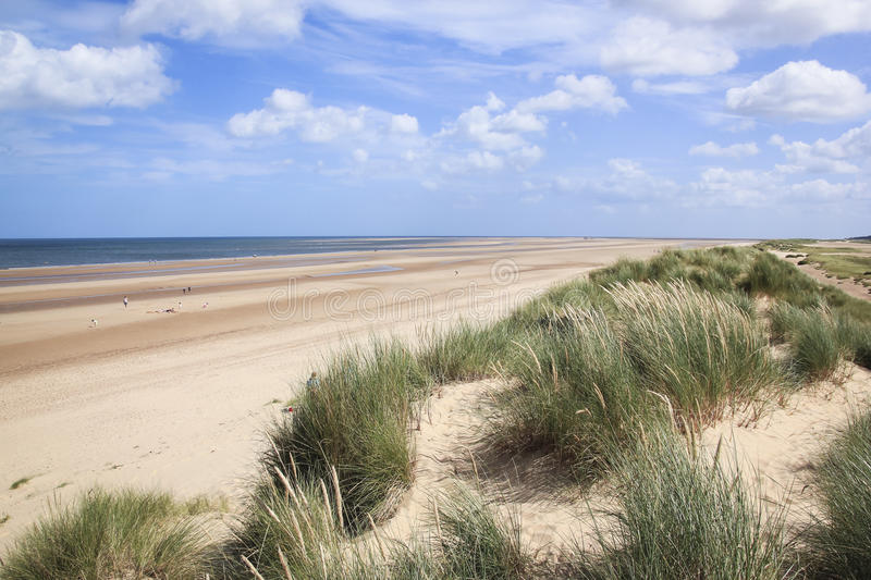 Download Sand Dunes Holkham Beach North Norfolk Uk Stock Photo - Image: 26427634