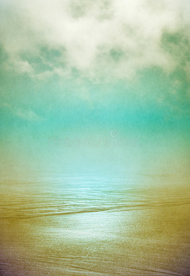 Download Sand and Fog stock image. Image of ethereal, glow, backgrounds - 32450453