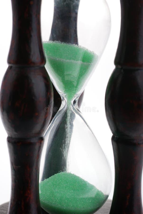 Sand-Glas stockbild