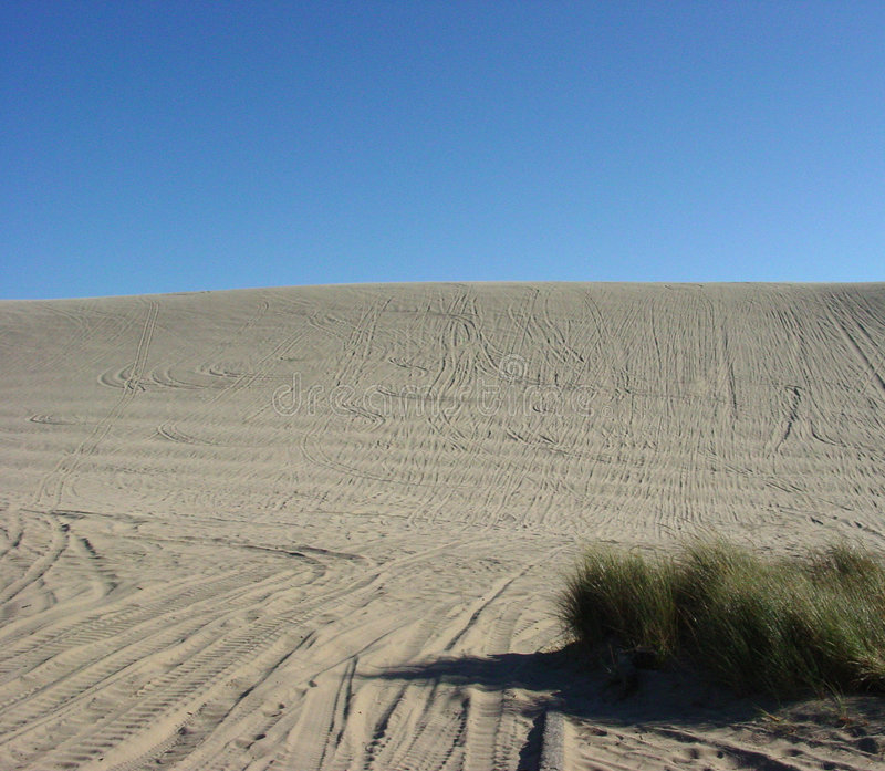 Download The Sand Hill Royalty Free Stock Photo - Image: 826525