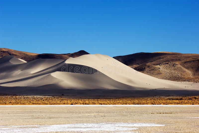 Sand Mountain Stock Image