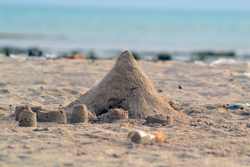Sand Mountain royalty free stock image