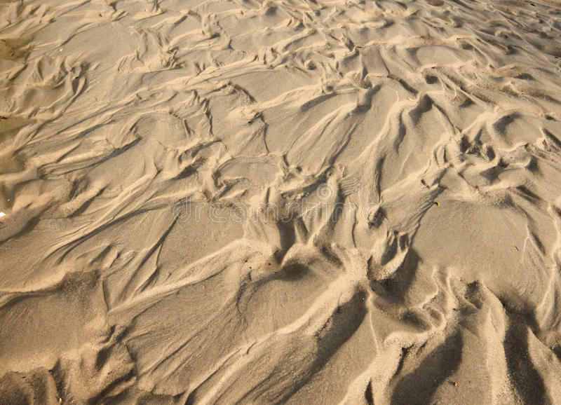 Sand and mud pattern. Abstract sand and mud pattern stock photo