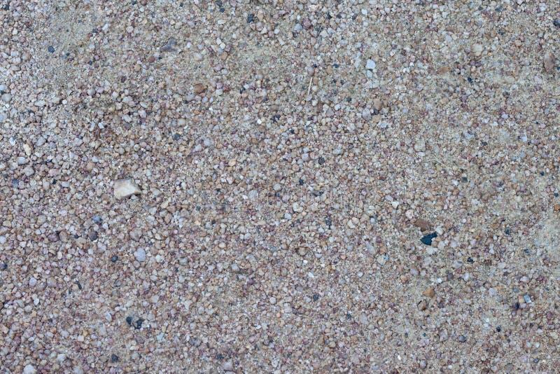 Sand och jord royaltyfri fotografi