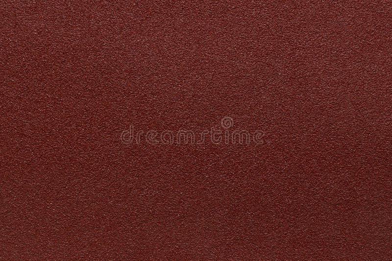 Sand paper texture. Brown sand paper texture background royalty free stock photo
