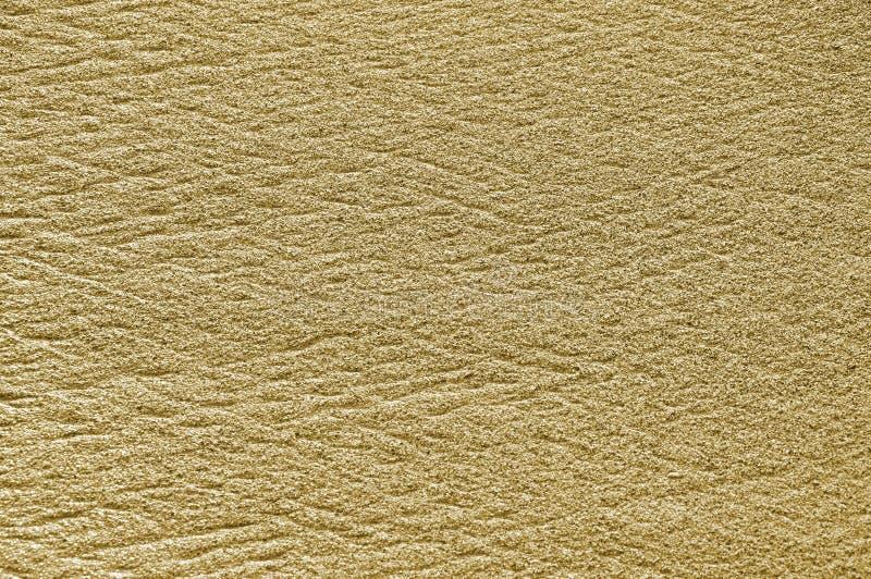Sand Pattern Royalty Free Stock Image
