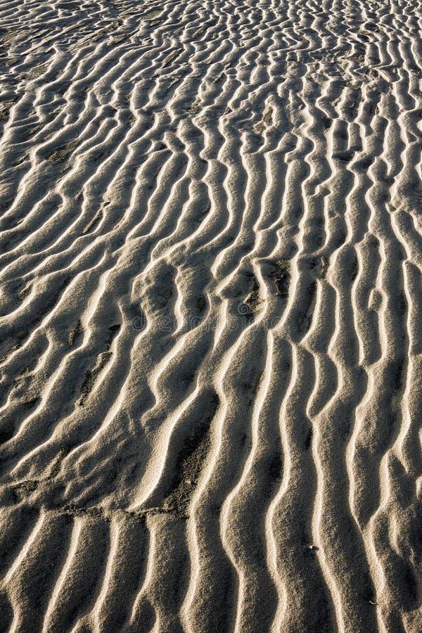 Sand Pattern royalty free stock photo