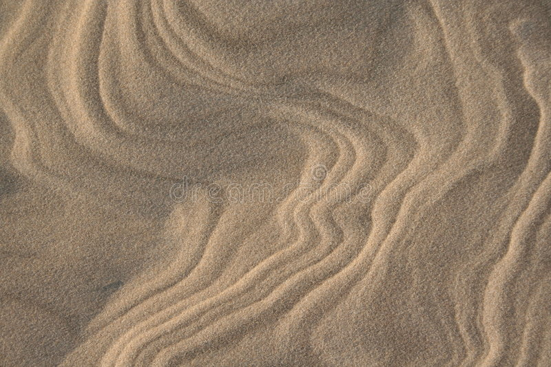 Download Sand pattern stock image. Image of wind, layer, shadow - 225737