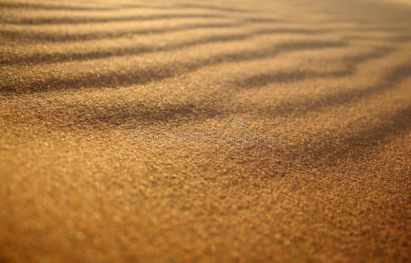 Sand Pattern Detail