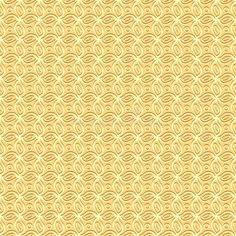 Sand pattern royalty free illustration