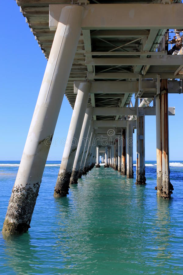 Download Sand Pumping Jetty, Southport 3 Stock Photo - Image: 26262280