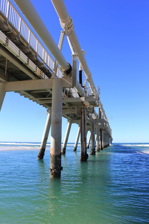Download Sand Pumping Jetty, Southport 4 Royalty Free Stock Photo - Image: 26262285