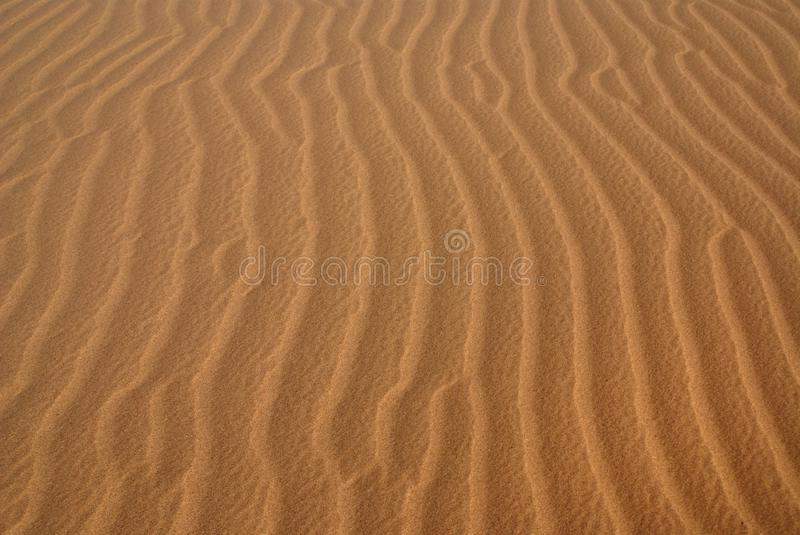Sand Ripples Stock Photos