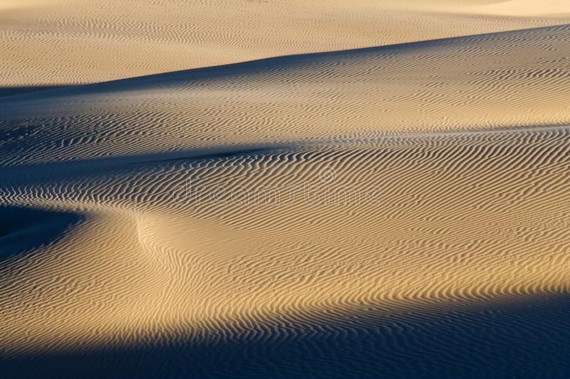 Download Sand ripples stock image. Image of exhausted, arabian - 8052619