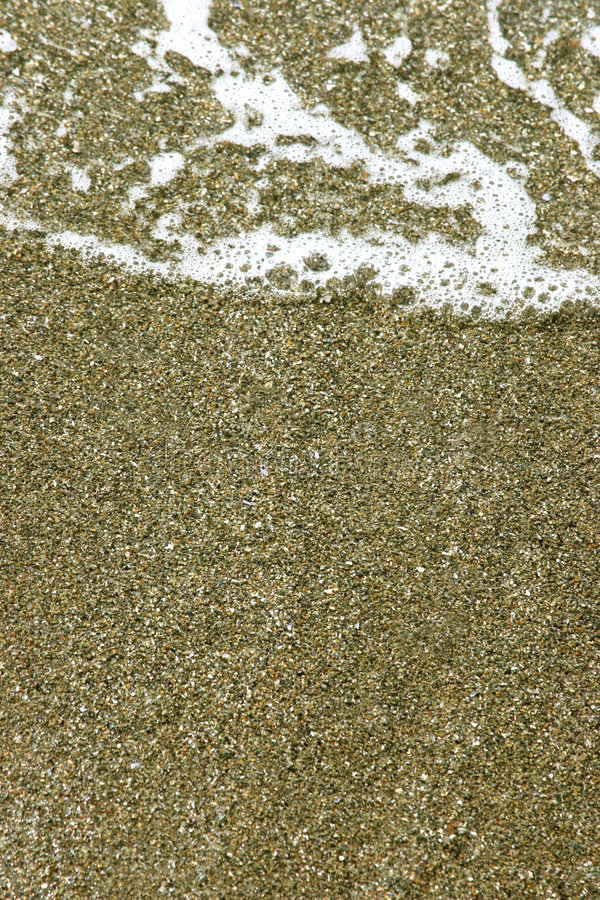 Download Sand and sea stock photo. Image of beach, pacific, yellow - 103124