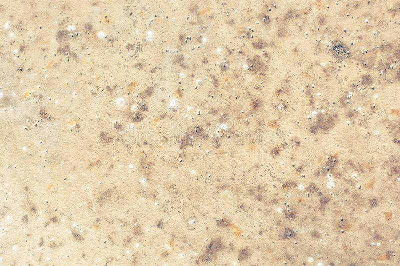 Sand textured as abstract grunge background royalty free stock image