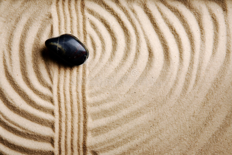Download Sand Swirl Background stock image. Image of detail, rock - 6318941