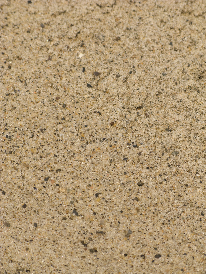 Sand Texture. Natural Sand Texture from the Beach stock photo