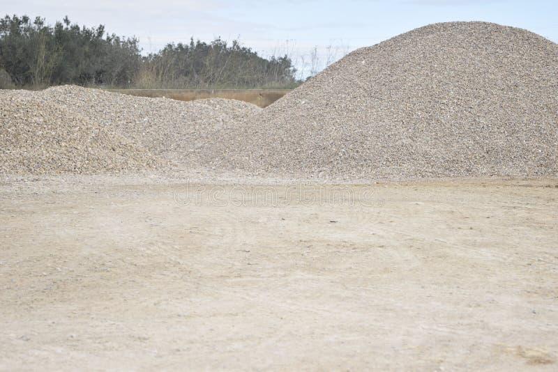 Sand.hiekka.arena.zand.sabbia. Sand texture. building material.material de construcción textura de arena.Le sable stock image