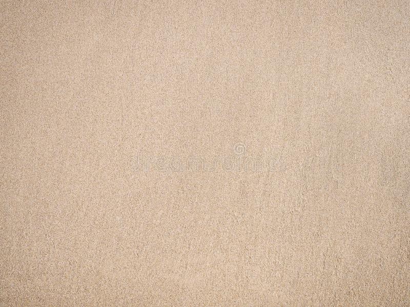 Sand texture for summer background royalty free stock photo