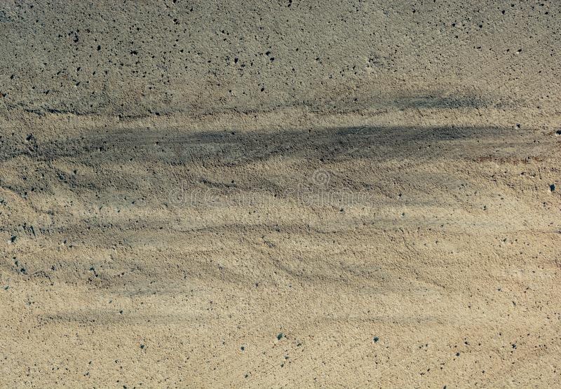 Sand textured as abstract grunge background stock images