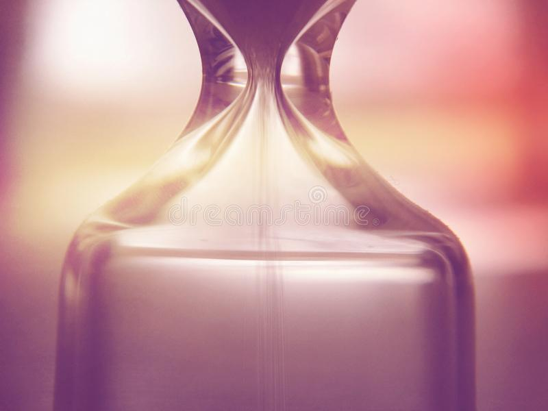 sand timer royalty free stock image