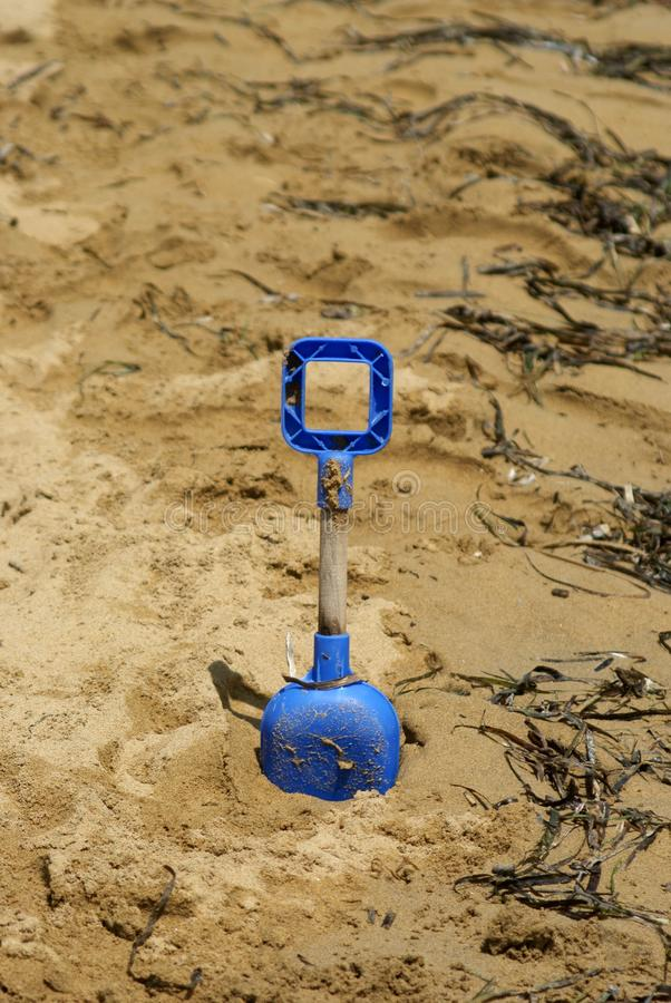 Download Sand and toys stock image. Image of ocean, barren, texture - 14698361