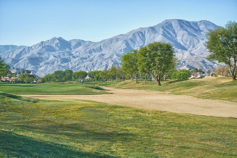 Download Sand Trap And Fairway At PGA West La Quinta California Stock Image - Image of activity, resort: 39508945