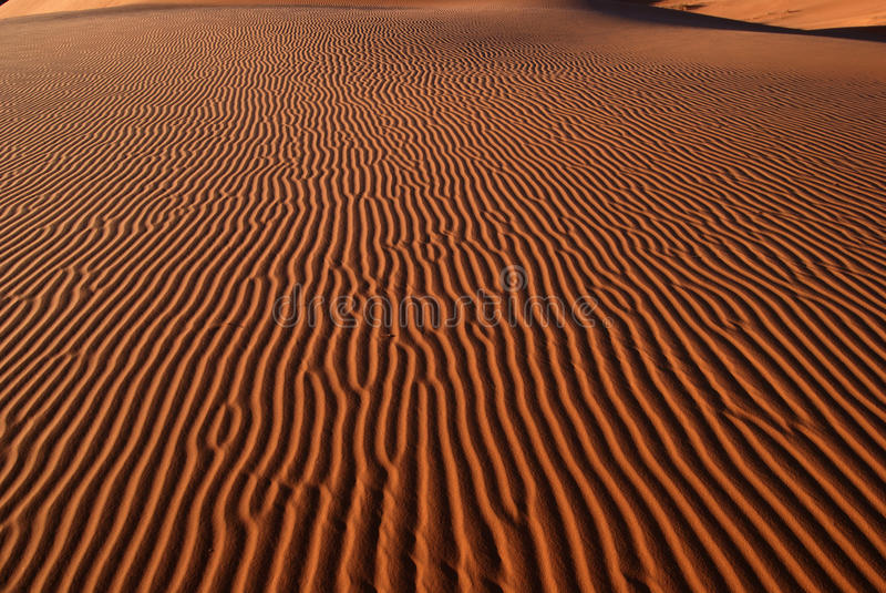 sand utah för koralldynpink arkivbild