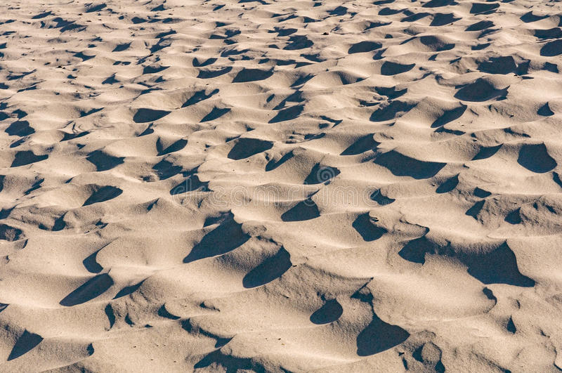 Sand wave beach desert dune abstract texture stock photo