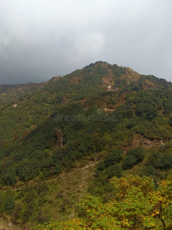 Sandakpur imagem de stock