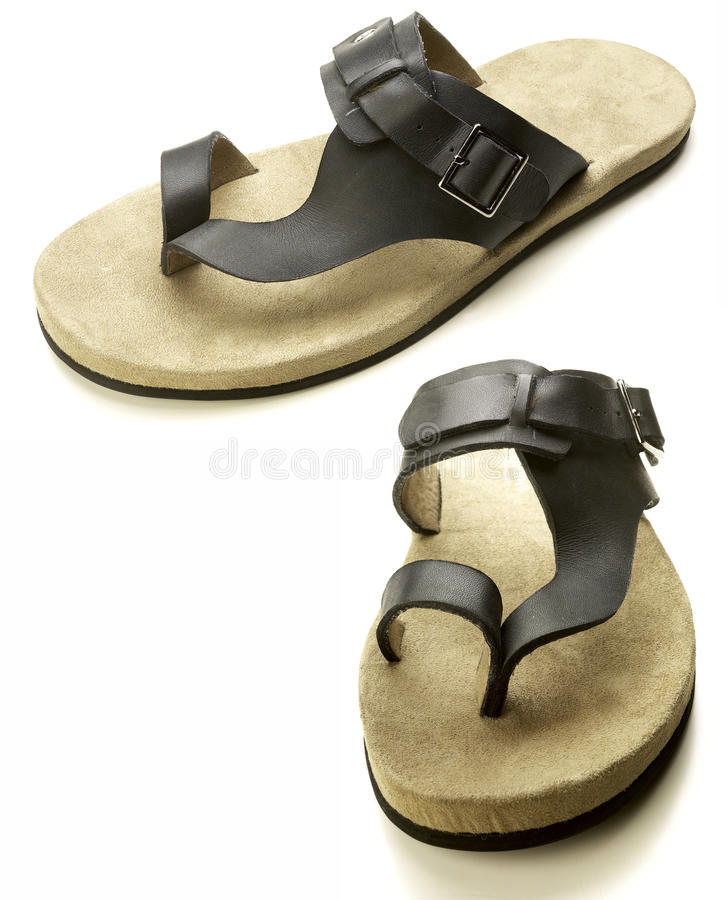 Download Sandal Stock Photography - Image: 13601372