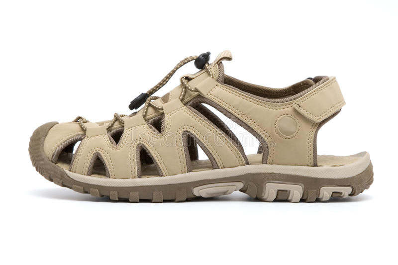 Download Sandal stock image. Image of fashion, sandal, outdoors - 14758489